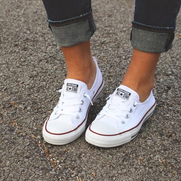 f734743e0f0f Converse Shoes - Chuck Taylor women s shoreline white 7 converse